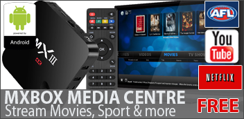 Click here for more information on the MXBox Media Centre